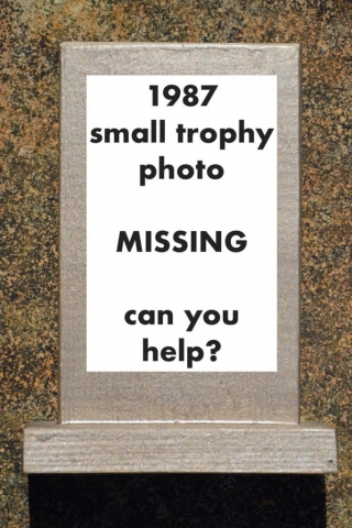 1987 - photo missing, can you help?